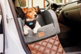 Dogstyler® Landart für die Autositze Complete XS - S Hundebox Polsterstoff Hundesitz