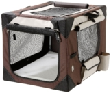 Karlie Tiertransportbox »Smart Top Deluxe Hundebox Transportbox«