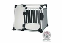 TRIXIE Tiertransportbox »Hundebox Alubox Autobox für Hunde«