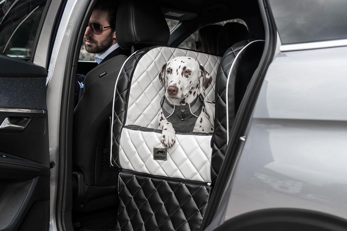 dogstyler excelsior f r die r ckbank white night s. Black Bedroom Furniture Sets. Home Design Ideas
