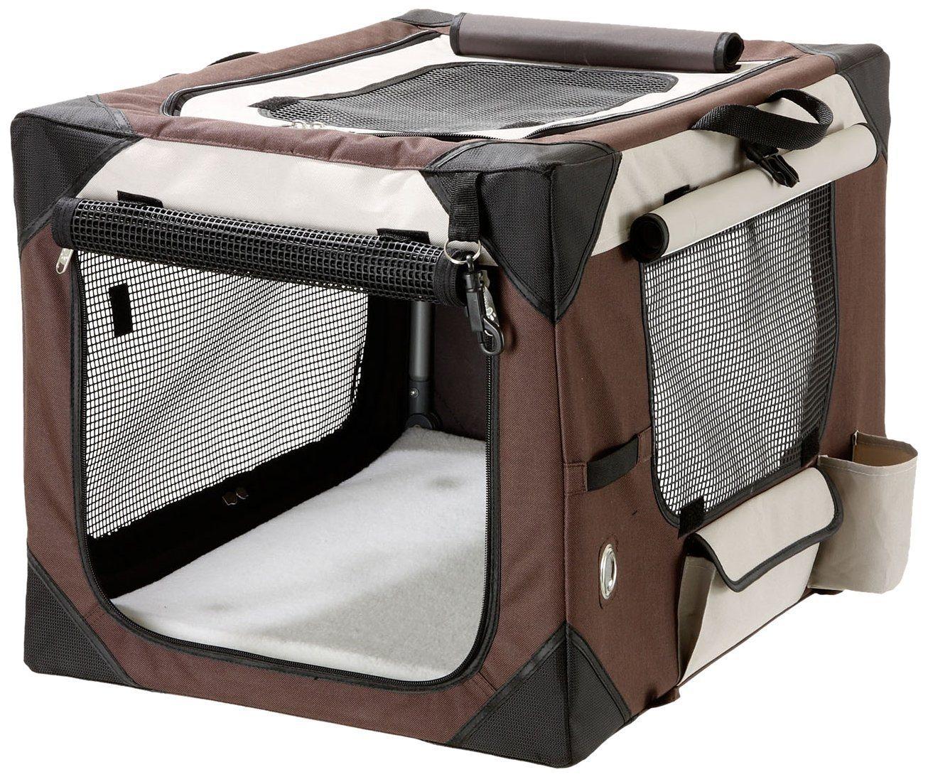 karlie tiertransportbox smart top deluxe hundebox. Black Bedroom Furniture Sets. Home Design Ideas